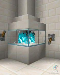 Craft Minecraft, Cool Minecraft Creations, Minecraft House Plans, Minecraft Redstone, Minecraft Banner Designs, Minecraft Interior Design, Easy Minecraft Houses, Minecraft Banners, Minecraft House Tutorials