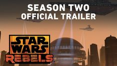 Star Wars Rebels Season Two Trailer (Official) ~ OMG!!! This looks awesome!!!! I can't wait for it to come out!!!