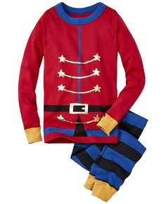 Kids Long John Pajamas In Organic Cotton from Hanna Andersson 2cc438922