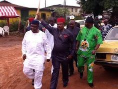 ikolo reports: News Pictures : King Stan  Releases Anambra Anthem...