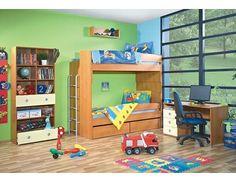 Dětský pokoj Miki P4 Originální a variabilní dětský pokoj Miki P4 české výroby s praktickým řešení úložného prostoru. Nábytek je vyroben z kvalitních eko dřevotřískových laminovaných desek (českého původu) v kombinaci síly 18 mm a … Loft, Bed, Furniture, Home Decor, Decoration Home, Stream Bed, Room Decor, Lofts, Home Furnishings