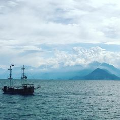 cruising the turquoise ocean coast #antalya #turkey #placeswelove #storiesandobjects