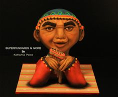 MUSIC AROUND THE WORLD - Peruvian siku - Cake by Super Fun Cakes & More - CakesDecor