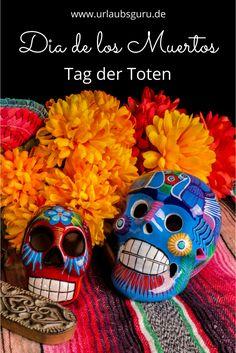 So ausgefallen wird in Mexiko Halloween gefeiert: alles über den Tag der Toten!