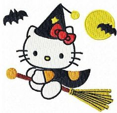hello kitty embroidery designs   hello kitty halloween embroidery designs sizes ebay pictures