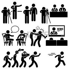 Image result for stick figures in action