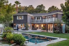 SOLD FOR $3,250,000. 3946 Stone Canyon Ave. 6 Beds/ 4.5 Baths. Renovated traditional East Coast gated compound, totally private with lush landscaping, in Sherman Oaks hills. www.StoneCanyonAve.com