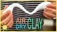 This homemade clay will be a homerun for kids of all ages! See how easy it is to make, and it will be your new favorite craft!