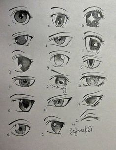 Different Ways To Draw Anime Eyes Anime Eyes Solncedei On DeviantartYou can find Anime eyes and more on our website.Different Ways To Draw Anime Eyes Anime Eyes Solncedei On D. Anime Drawings Sketches, Pencil Art Drawings, Anime Sketch, Manga Drawing, Sketches Of Eyes, Wolf Eye Drawing, Drawings Of Eyes, Cute Eyes Drawing, Cool Eye Drawings