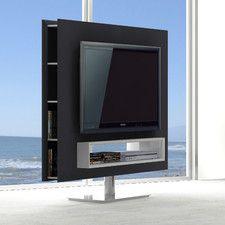 """Amora 55"""" Swivel TV Stand"""