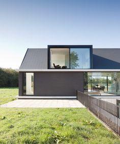 Villa Geldrop. Location: Geldrop, Netherlands; firm: Hofman Dujardin Architects as Architects