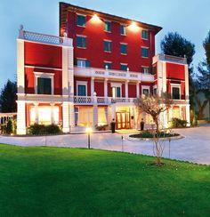 Accommodation Le Marche: Hotel Villa Pigna, Ascoli Piceno