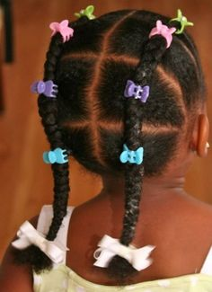 Braids With Beads Hairstyle