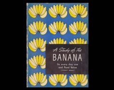 Afbeeldingsresultaat voor vintage banana recipe