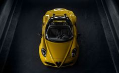 2015 Alfa Romeo 4C Spider: And Along It Came - Photo Gallery of Official Photos and Info from Car and Driver - Car Images - CARandDRIVER
