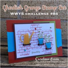 Welcome to another week of What Will You Stamp? To participate in this week's challenge and to see all the great projects from th...