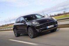 В России Porsche Macan чаще приобретается женщинами