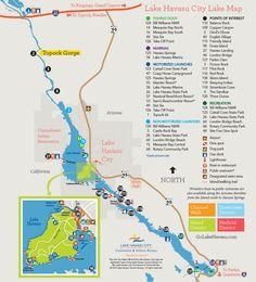 Boating Attractions - Lake Havasu City