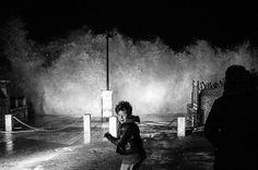 Wall of water/Mur d'eau by Nicolas Doreau, via Flickr