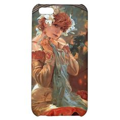 Flowers in Her Hair Cover For iPhone 5C