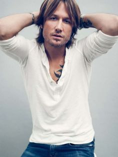 Keith Urban - Just when I think this man can't get anymore beautiful........thud!