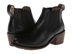 """""""Type Z Karen."""" They look kind of like Frye boots, but at a fraction of the cost. My go to for fall / winter when it's too cold for my Dansko sandals but when it's not yet time for boots! And I won't be killing my old lady knees in this modest heel, but will still get some height."""
