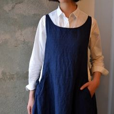 GARMENT REPRODUCTION OF WORKERS/FARMERS APRON