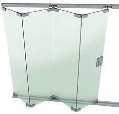 Glass Folding Door System - ensuit