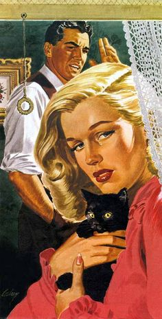 """""""Front Door To Love"""" (1944) Earl Cordrey"""