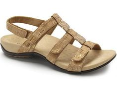 These shoes were super helpful, safe and comfortable for my grandma.  Vionic by Orthaheel Amber - Women's Arch Support Sandal - Click to enlarge title=