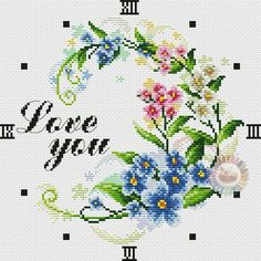 Cross stitch Embroidery Patter