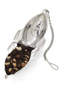 Steep Takeoff Tea Infuser, #ModCloth