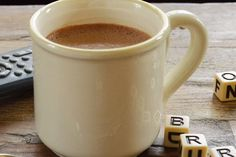 Recipe: Double-Cocoa Hot Chocolate by Giada De Laurentiis