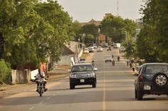 downtown juba, south sudan
