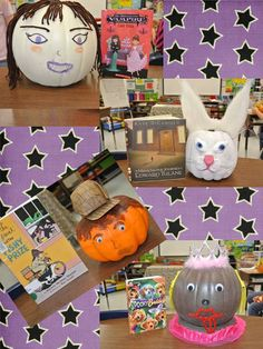 october character book report Discover (and save) your own pins on pinterest october book report: character pumpkins october book report: character pumpkins pinterest.