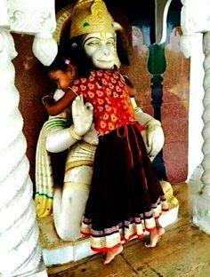 """""""I love Hanuman Ji"""""""