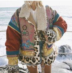 Fashion Killa, Look Fashion, Winter Fashion, Net Fashion, Looks Style, Style Me, Pink Style, Fake Fur Coat, Mode Outfits