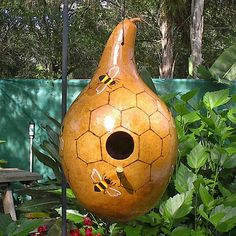 gourd-birdhouse.jpg (900×900)