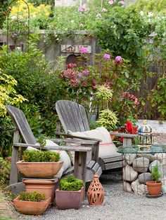 Do-it-yourself Outdoor Project Ideas