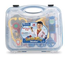 Learning Resources Doctor Kit for Kids