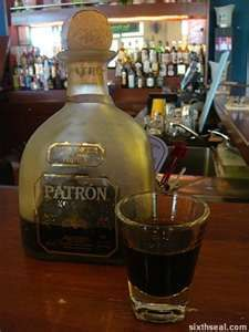 patron + coffee = <3