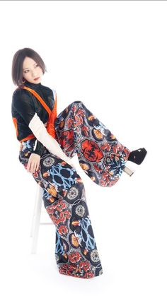 Replica Perfume, Perfume Jpop, Tokyo Street Style, Japanese Girl Group, Belly Dance Costumes, Kimono Top, Kawaii, Style Inspiration, Cute