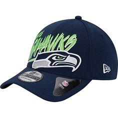 2db75e494 Amazon.com   Seattle Seahawks Speed Tilt Classic New Era Hat   Sports    Outdoors