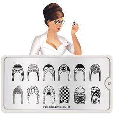 Enjoy geometric shapes, flowers and intricate patterns that will bring out the professional nail artist in you. Paisley, Nail Stamper, Mauve Nails, Natural Gel Nails, Nail Art Stamping Plates, Moyou Stamping, London Nails, Nail Art Images, Image Plate