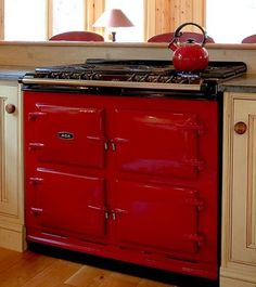 Aga Store: Six-Four Series  gas ranges and electric ranges