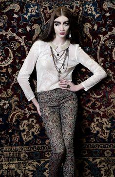 shoot I styled for photographer Vanessa DeZutter  www.cassymeier.com