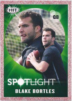 Blake Bortles (Rookie) Jacksonville Jaguars 2014 Sage Hit Spotlight Insert (Red Parallel) card #141 Jacksonville Jaguars Football, Football Cards, Baseball Cards, Blake Bortles, Nfl, Spotlight, Sage, Silver, Salvia
