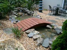 Ponds and Water Gardens - Backyard Getaway