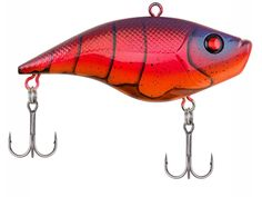 - Special Red Craw - Berkley paired its world-class bait design engineers with a team of pro-anglers which includes hard bait legend and expert, David Fritts, to simply create dream baits. These hard baits capture the esse Fishing Bait, Fishing Tackle, Fishing Tips, Fishing Lures, Fishing Stuff, Ice Fishing, Fishing Reels, Berkley Fishing, Fly Tying Materials