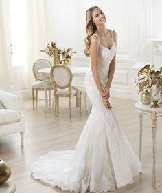 LEVAN, Wedding Dress 2014